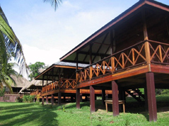 The Iwokrama River Lodge and Research Centre