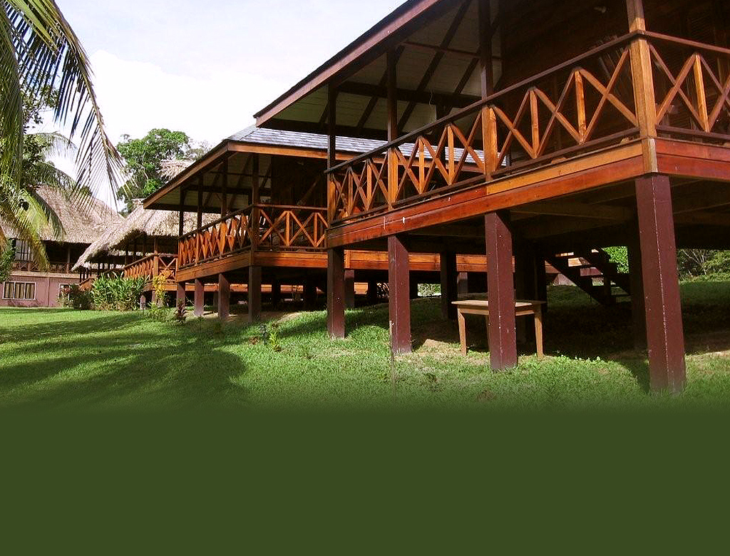 Iwokrama River Lodge Cabins