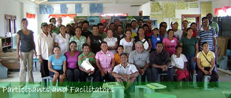 Participants and Facilitators