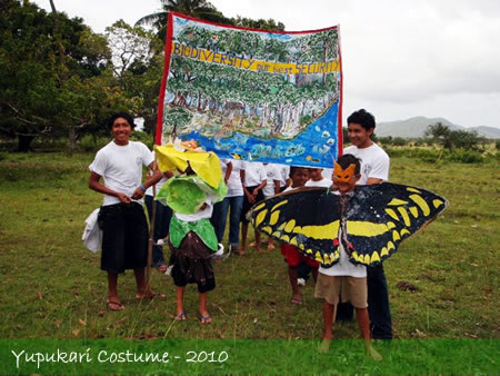 Yupukari Costume - 2010