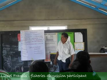 EU - Fisheries and Resource Management