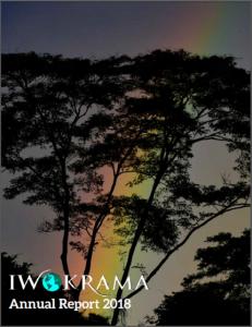Iwokrama Annual Report - 2018